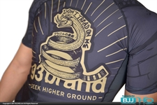 Today on BJJHQ 93brand Strong Snake Rashguard - $35